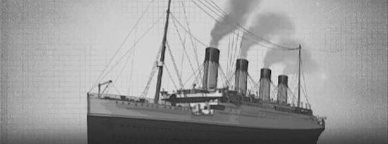 Titanic per Nintendo Wii