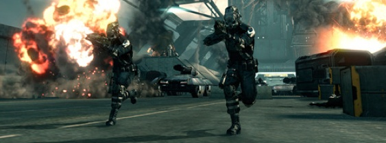 DUST 514 per PlayStation 3