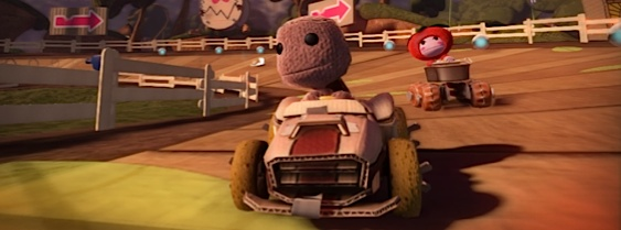 LittleBigPlanet Karting per PlayStation 3