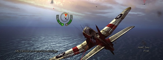 Damage Inc. Pacific Squadron WWII per Xbox 360
