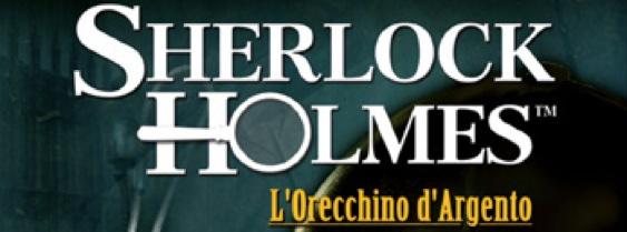 The Adventures of Sherlock Holmes: l'orecchino d'argento per Nintendo Wii
