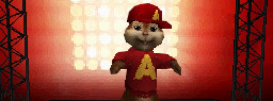 Alvin & The Chipmunks per Nintendo DS