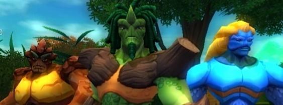 Gormiti: Il Ritorno dei Signori della Natura per Nintendo Wii