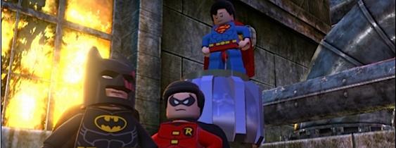 LEGO Batman 2: DC Super Heroes per PlayStation 3