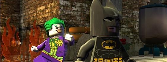 LEGO Batman 2: DC Super Heroes per Nintendo Wii