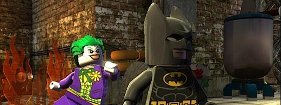 LEGO Batman 2: DC Super Heroes per Nintendo DS