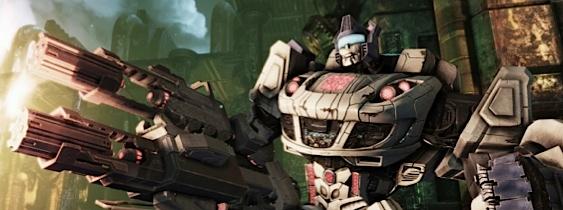Transformers: La Caduta di Cybertron per Xbox 360