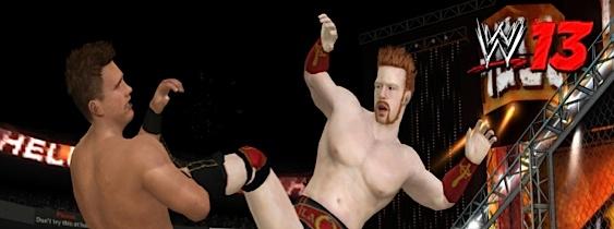 WWE 13 per Nintendo Wii
