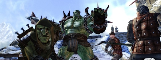 Of Orcs and Men per Xbox 360