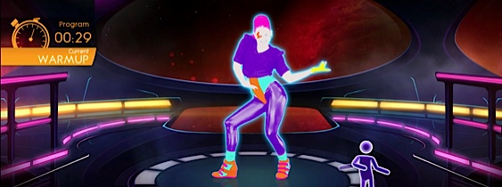 Immagine del gioco Just Dance 4 per PlayStation 3