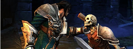 Castlevania: Lords of Shadow - Mirror of Fate per Nintendo 3DS