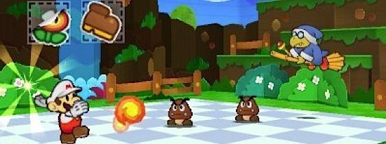 Paper Mario: Sticker Star per Nintendo 3DS