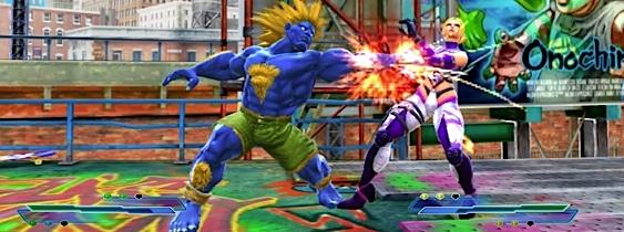 Street Fighter X Tekken per PSVITA