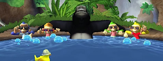Jungle Party per PlayStation PSP