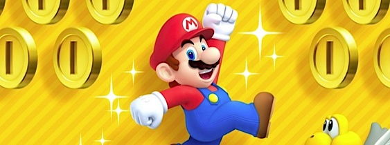 New Super Mario Bros. 2 per Nintendo 3DS