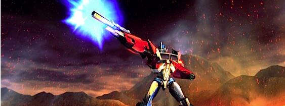 Transformers Prime per Nintendo Wii
