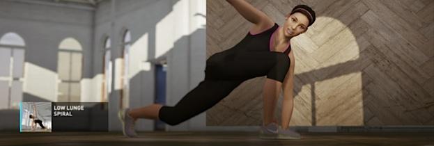 Nike + Kinect Training per Xbox 360