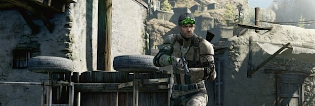 Immagine del gioco Splinter Cell Blacklist per PlayStation 3