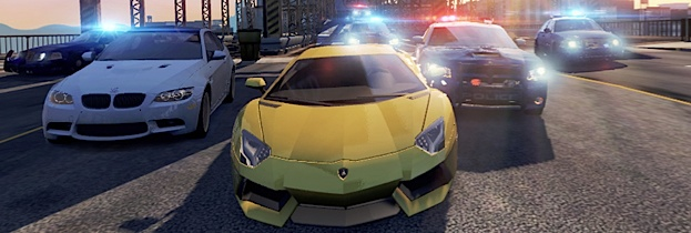 Need for Speed: Most Wanted per PSVITA