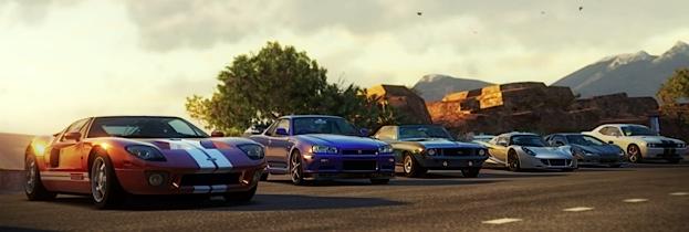 Immagine del gioco Forza Horizon per Xbox 360