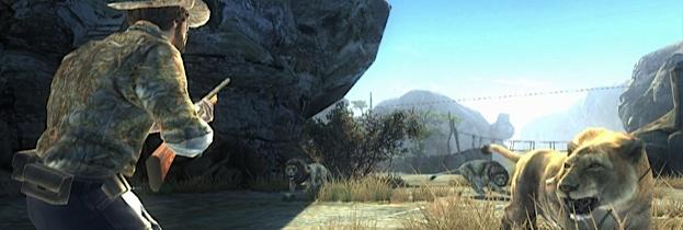 Immagine del gioco Cabela's Dangerous Hunts 2013 per PlayStation 3