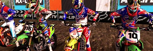 MUD - FIM Motocross World Championship per PSVITA