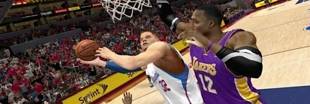 Immagine del gioco NBA 2K13 per Nintendo Wii U