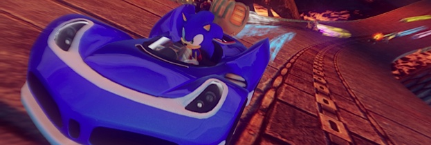 Sonic & All Stars Racing Transformed per Nintendo Wii U