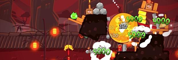 Immagine del gioco Angry Birds Trilogy per Xbox 360