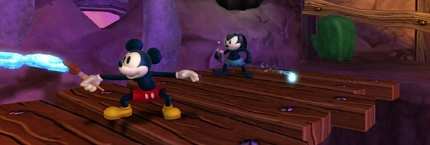 Epic Mickey 2: L'Avventura di Topolino e Oswald per Nintendo Wii U