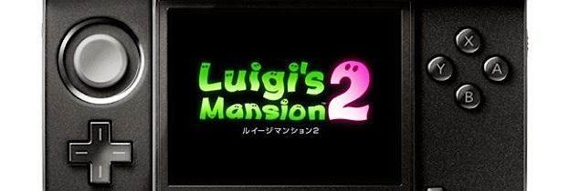 Luigi's Mansion 2 per Nintendo 3DS