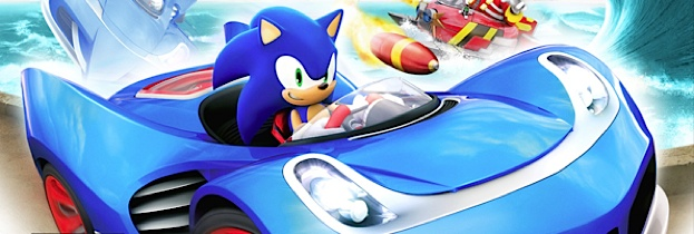 Sonic & All Stars Racing Transformed per PSVITA