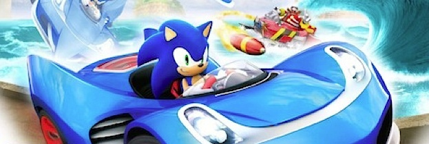 Sonic & All Stars Racing Transformed per Nintendo 3DS