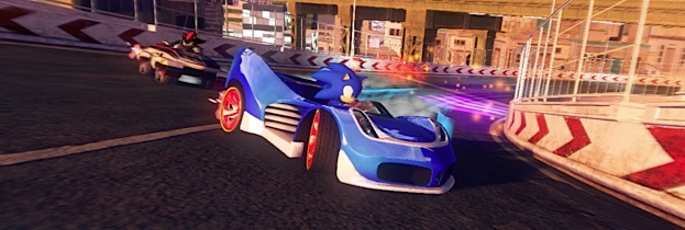 Sonic & All Stars Racing Transformed per PlayStation 3