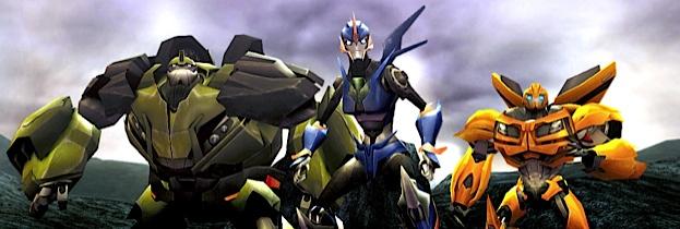 Transformers Prime per Nintendo Wii U