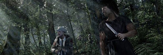Rambo: The videogame per PlayStation 3