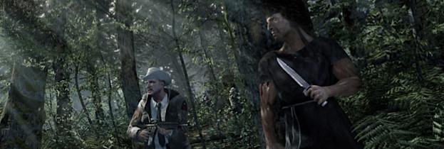 Rambo: The videogame per Xbox 360