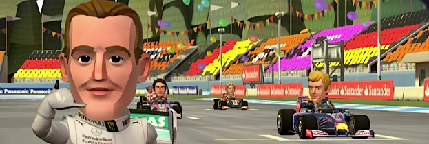 F1 Race Stars per PlayStation 3