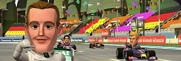 F1 Race Stars per Xbox 360