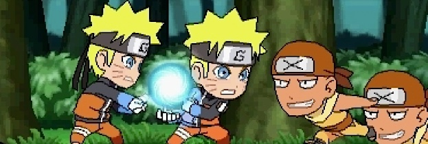 Naruto Powerful Shippuden per Nintendo 3DS