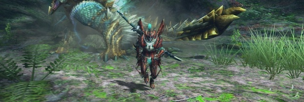 Monster Hunter 3 Ultimate per Nintendo Wii U