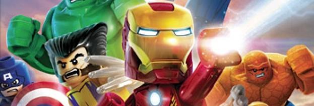 LEGO Marvel Super Heroes per Nintendo Wii U