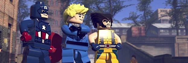 Immagine del gioco LEGO Marvel Super Heroes: L'Universo in Pericolo per Nintendo 3DS