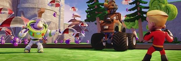Disney Infinity per Nintendo Wii
