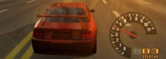 Test Drive Overdrive  per PlayStation 2