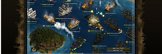 Seafight per Free2Play