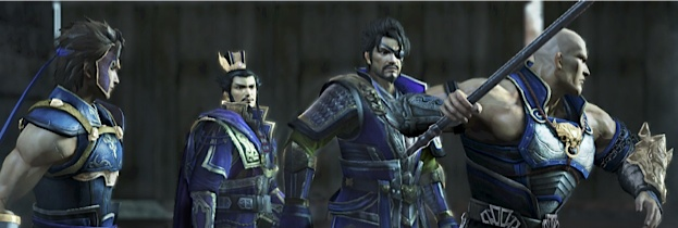 Dynasty Warriors 8 per PlayStation 3