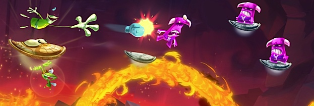 Rayman Legends per Xbox 360