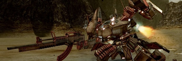 Armored Core: Verdict Day per PlayStation 3