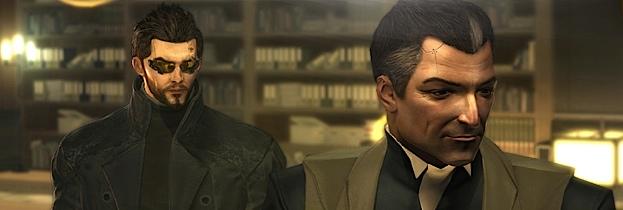 Deus Ex: Human Revolution Director's Cut per Nintendo Wii U